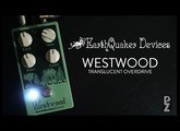 EarthQuaker Devices Westwood Translucent Overdrive