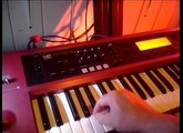 Tutorial of korg karma -chord trigger buttons