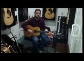 Beklenen gitar! Yamaha CX40II Elektro Klasik Gitar Tanıtım Videosu. doremusic