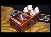 Mad Professor Little Tweedy Drive vs 1958 Tweed Deluxe shootout by Marko Karhu