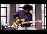 The '50s Telecaster® with Jaleel Bunton | American Original Series | Fender