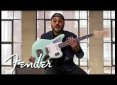 The '60s Jaguar® with Jose Rios | American Original Series | Fender