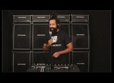Reggie Watts Demos the EHX 95000 Performance Loop Laboratory