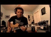 Baritone Funk #11 by Mark Lettieri playing Supro Island Series Hampton Baritone Guitar