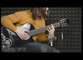 Электроакустическая гитара STAGG C546TCE