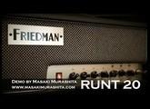 Friedman Runt 20 Metal