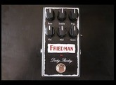 Dirty Shirley Overdrive Demo Video by Shawn Tubbs