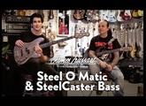 [Guitare & Basse] James Trussart Steel O Matic & SteelCaster Bass - Boullard Musique