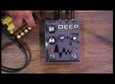 Death By Audio - Deep Animation Envelope FIlter/Follower (NAMM 2018 Pedal Demo Marathon)