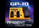Boss GP-10 AMBIENT COLLECTION