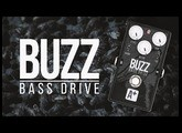 A+ BUZZ Bass Drive features promo
