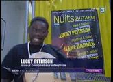 "Lucky Peterson, France 3, Festival ""Les Nuits Guitare"
