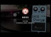 Boss CE-2w Chorus | Guitar Pedal | Vintage King