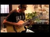 San Jose´ Blues (fingerstyle acoustic guitar)