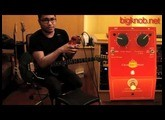 Karakter Tone Chandler Germanium Drive dan Little Devil Colored Boost Pedals - PART 2