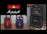 Marshall 1959HW Plexi with Chandler Limited Drive and Colored Boost