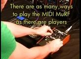 Moog MF-105M MIDI MuRF - a closer look
