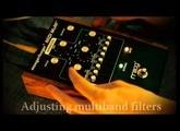 Moog Moogerfooger MF-105M MIDI MuRF Demo