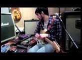 Moogerfooger MURF demo on guitar