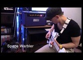 Pedal Sounds Moogerfooger MuRF MF-105 Demo with Nate Leslie