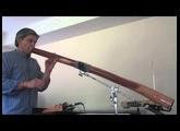 Rocko's Didgeridoo+Midi MuRF Moog MoogerFooger #1