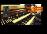 ROCK HAMMOND ORGAN - DIFFERENT OVERDRIVE PEDALS (2 of 2) - VERY SHORT VERSION