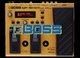 Boss GP-10 Groove Meister