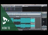 How to Create an Audio CD with Clips That are Overlapping in WaveLab | Q&A with Greg Ondo
