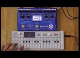 Mooer Ocean Machine ~ The perfect pedal for synthesists!