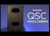 "QSC KS112 Powered 12"" Subwoofer Review"