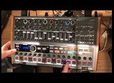 Ratchet and tweak with Arturia MiniBrute 2S by Olivier Briand no words