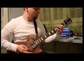 Against The Grain - Metal Guitar Playthrough (2016 Gibson Les Paul Studio Faded)