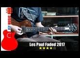 吉普森Gibson Les Paul Faded 2017 guitars review 吉他评测