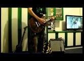 Gibson Les Paul Studio faded worn brown - Fender Princeton 65 (gain 8/10)