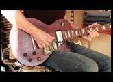 2010 Gibson Les Paul Studio worn brown