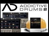 Обзор Addictive Drums 2. Часть 1 - Знакомство