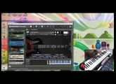 Evolution Electric Guitar Strawberry Sound test (kontakt)