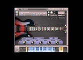 Evolution Electric Guitar Strawberry - Using Strum Keys (LEGACY)