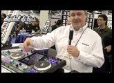Numark IDJ PRO iPad DJ Controller - NAMM 2012