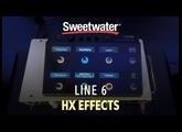 Line 6 HX Effects Guitar Multi-effects Floor Processor Demo