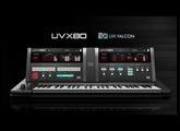Adrián Schinoff With UVI FALCON UVX80 Expansion