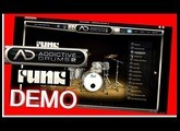FUNK Adpak DEMO - Addictive Drums 2 - XLN Audio