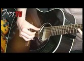Fuzz Guitars - Gibson J45 Standard in Vintage Sunburst