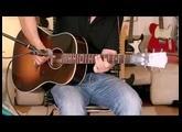 2014 Gibson J-45 Standard Vintage Sunburst, Part2