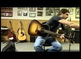 Gibson J-45 Standard Acoustic-Electric Guitar Review by Chris Turdo