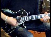 Marshall JVM / Les Paul Custom / Gibson Dirty Fingers Pickup
