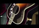 Unboxing Gibson j-200 Custom