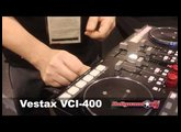 Vestax VCI-400 Namm Show 2012 Hollywood DJ New Product
