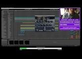 Ambient / Psybient - Dive into the BLACKHOLE - Ableton Live Stream