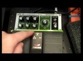 Boss RE-20 Space Echo Pedal Demo w/ A Synthesizer #1